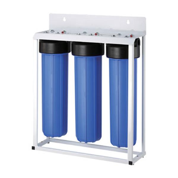 3 stage big blue filter system