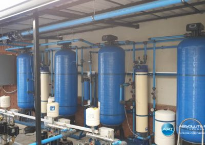 Water Filtration Installations