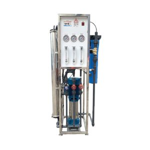 Industrial Reverse Osmosis System 500 LPH